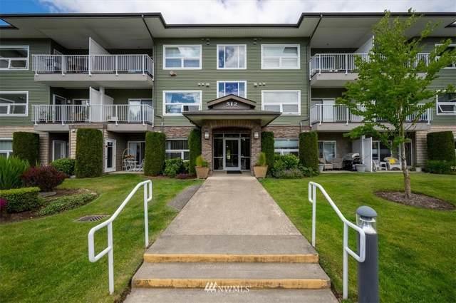 512 Darby Drive #108, Bellingham, WA 98226 (#1788012) :: Ben Kinney Real Estate Team