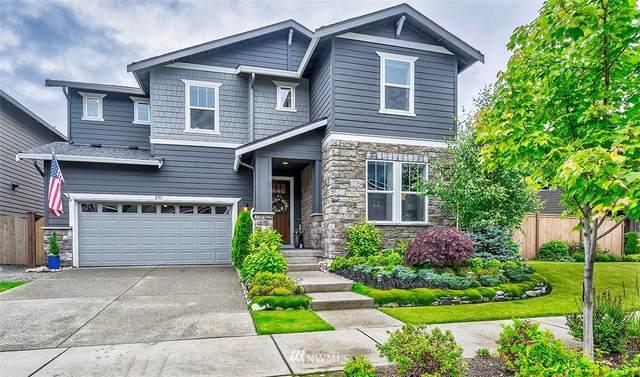 897 NE 4th Street, North Bend, WA 98045 (#1788058) :: Northwest Home Team Realty, LLC