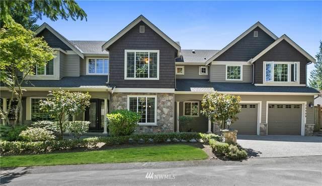 14809 NE 63rd Court, Redmond, WA 98052 (#1788061) :: Keller Williams Western Realty