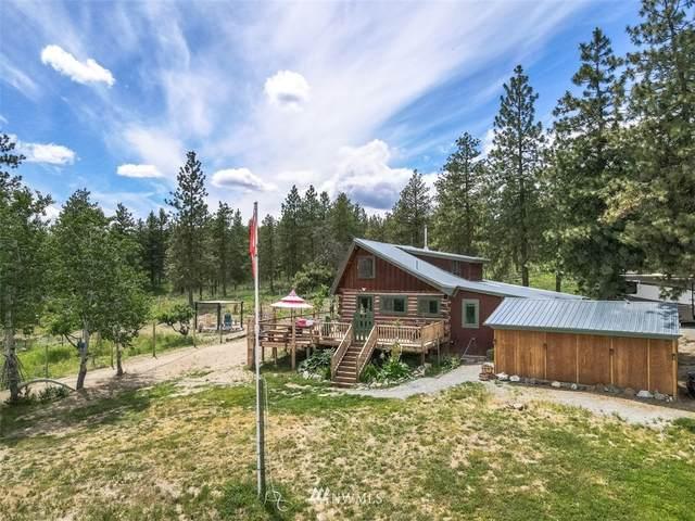 4647 Union Valley, Chelan, WA 98816 (#1788074) :: Keller Williams Western Realty