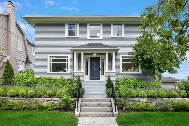 1702 Bigelow Avenue N, Seattle, WA 98109 (#1788088) :: Ben Kinney Real Estate Team