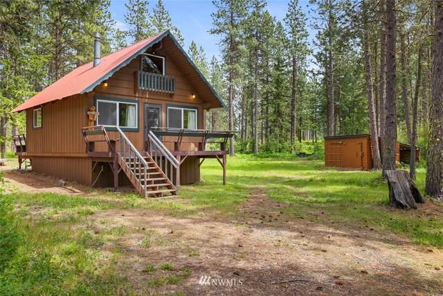 100 Corral Road, Cle Elum, WA 98922 (#1788237) :: Northwest Home Team Realty, LLC