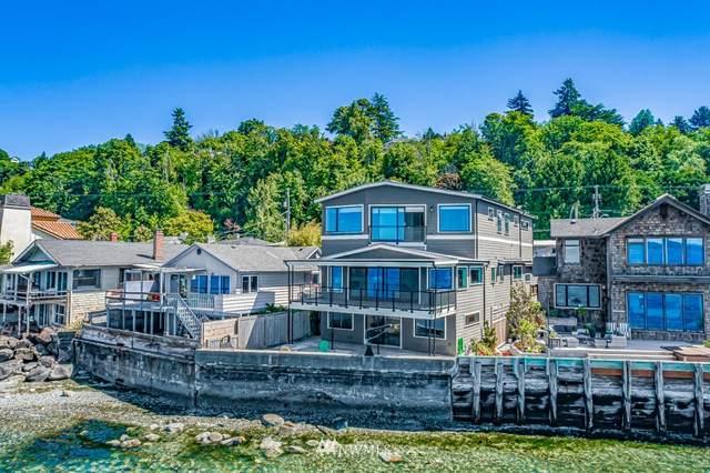 5049 Beach Drive SW, Seattle, WA 98136 (#1788246) :: Keller Williams Western Realty