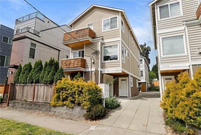 9517 8th Avenue NW B, Seattle, WA 98117 (#1788359) :: McAuley Homes