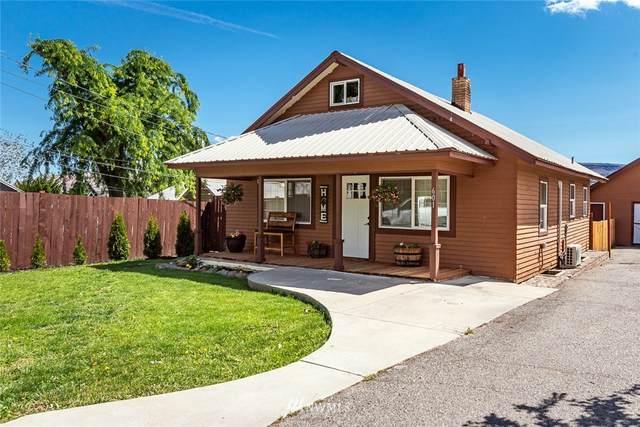 601 Sunset Avenue, Wenatchee, WA 98801 (#1788361) :: Keller Williams Western Realty