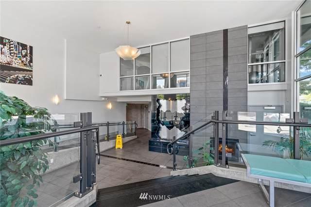 699 John Street #405, Seattle, WA 98109 (#1788378) :: Keller Williams Western Realty