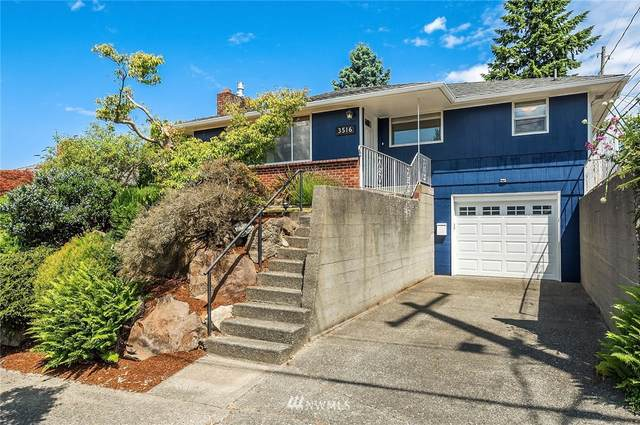 3516 SW Kenyon Street, Seattle, WA 98126 (#1788397) :: Beach & Blvd Real Estate Group
