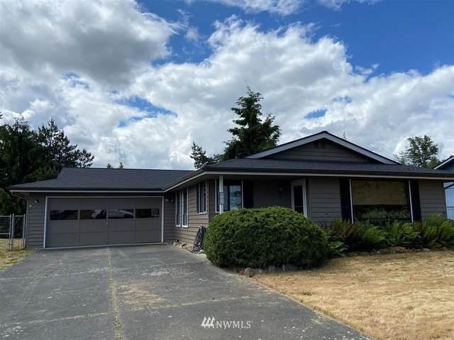 807 W Fir Street, Sequim, WA 98382 (#1788406) :: Mike & Sandi Nelson Real Estate