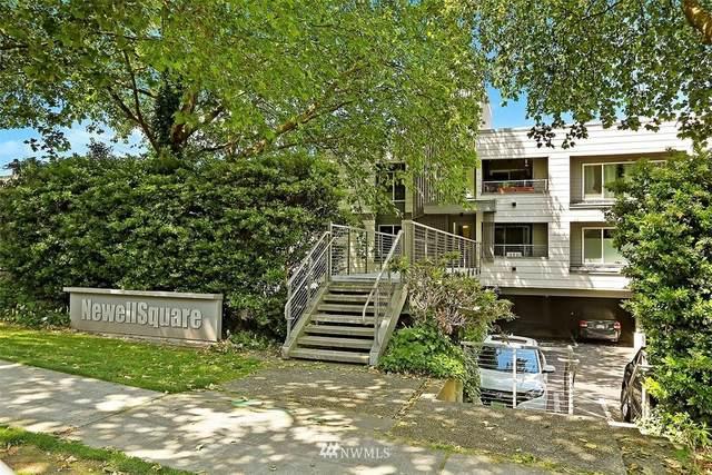 3609 14th Avenue W #101, Seattle, WA 98119 (#1788460) :: Keller Williams Realty