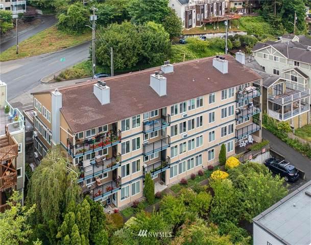 1965 12th Avenue W #201, Seattle, WA 98119 (#1788464) :: Ben Kinney Real Estate Team