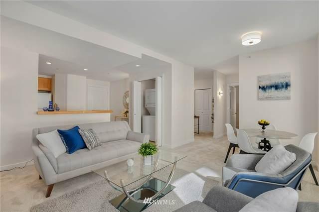 2607 Western Avenue #458, Seattle, WA 98121 (#1788465) :: Tribeca NW Real Estate