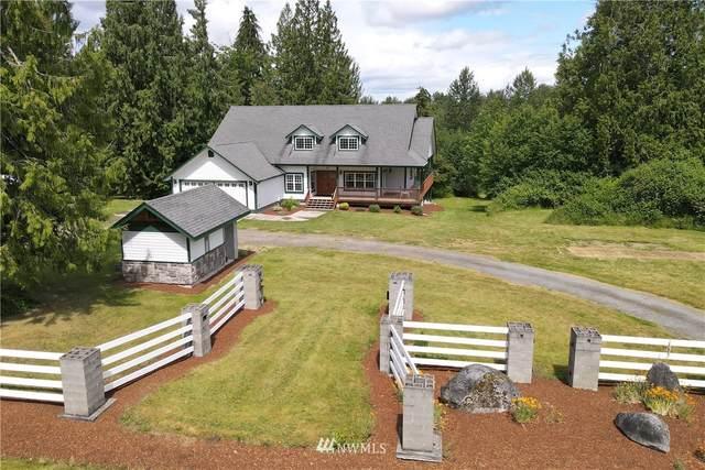 12811 Kapowsin Highlands Drive E, Graham, WA 98338 (#1788489) :: Beach & Blvd Real Estate Group
