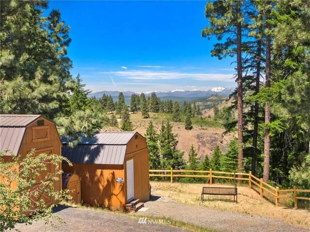 281 Morrison Canyon Lane, Cle Elum, WA 98922 (#1788495) :: Better Properties Lacey