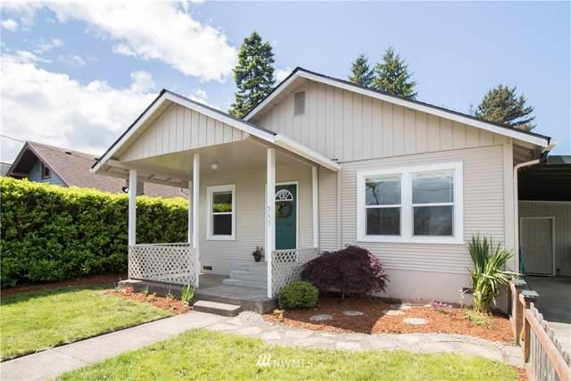 545 W End Place, Montesano, WA 98563 (#1788507) :: Northwest Home Team Realty, LLC