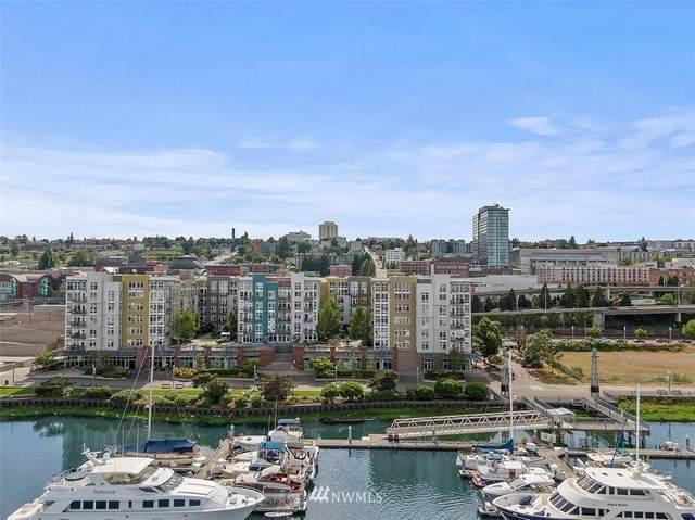 1705 Dock Street #522, Tacoma, WA 98402 (#1788521) :: Ben Kinney Real Estate Team