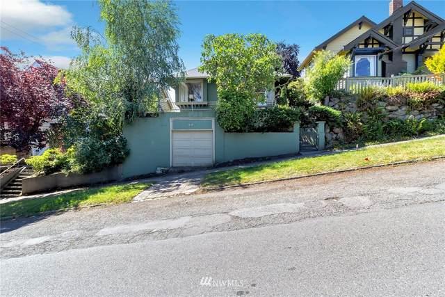307 W Blaine Street, Seattle, WA 98119 (#1788527) :: Icon Real Estate Group