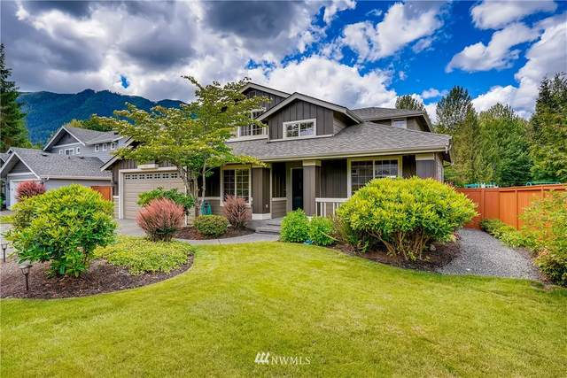 370 SE 12th Place, North Bend, WA 98045 (#1788536) :: Keller Williams Western Realty
