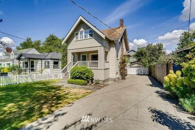 3420 40th Avenue SW, Seattle, WA 98116 (#1788568) :: Better Properties Lacey