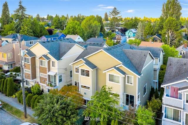 6720 14th Avenue NW B, Seattle, WA 98117 (#1788569) :: Hauer Home Team