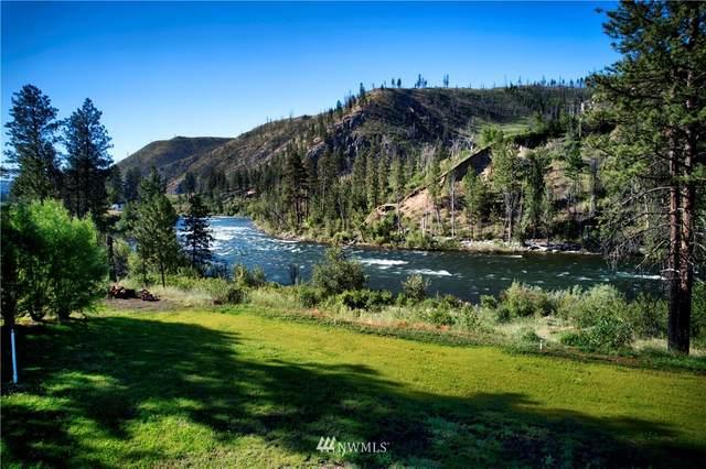 1489 Hwy 153, Methow, WA 98814 (MLS #1788604) :: Nick McLean Real Estate Group