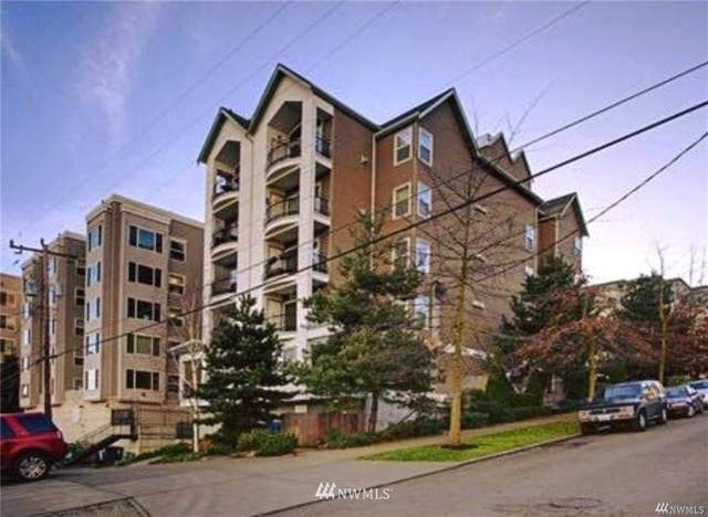 1101 East Terrace #103, Seattle, WA 98122 (#1788635) :: Keller Williams Western Realty