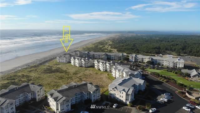 1600 W Ocean Avenue #714, Westport, WA 98595 (#1788757) :: Northern Key Team