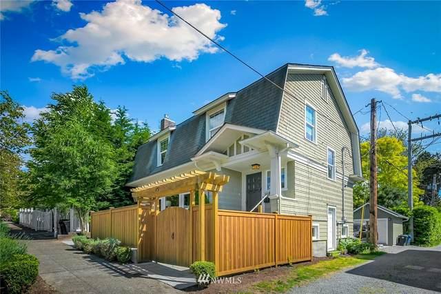 15 Howe Street, Seattle, WA 98109 (#1788784) :: Ben Kinney Real Estate Team