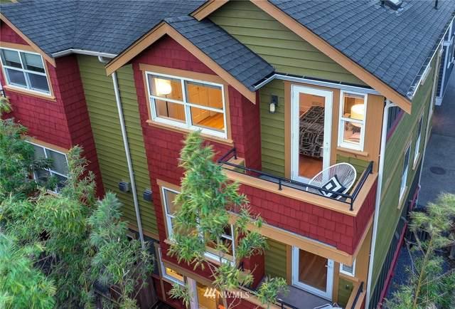 3629 Evanston Avenue N A, Seattle, WA 98103 (#1788806) :: NextHome South Sound
