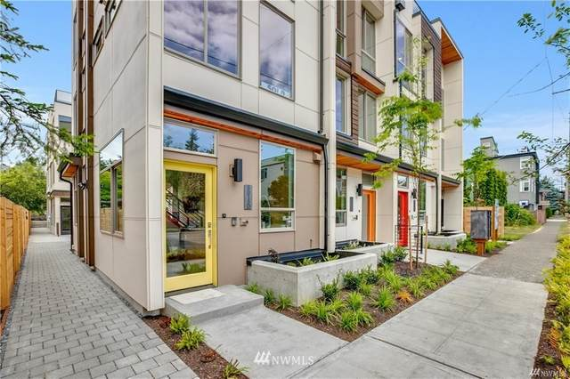 5015 Fauntleroy Way SW D, Seattle, WA 98136 (#1788833) :: Canterwood Real Estate Team