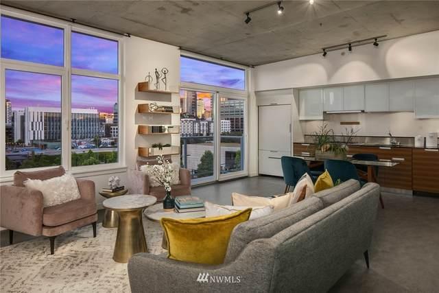 501 Roy Street T311, Seattle, WA 98109 (#1788851) :: Ben Kinney Real Estate Team