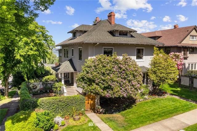 823 N Yakima Avenue, Tacoma, WA 98403 (#1788857) :: Commencement Bay Brokers