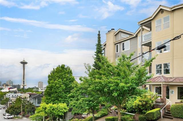 1011 5th Avenue N #204, Seattle, WA 98109 (#1789090) :: NextHome South Sound