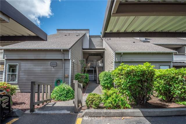 2506 S 317th Street #102, Federal Way, WA 98003 (#1789124) :: Icon Real Estate Group