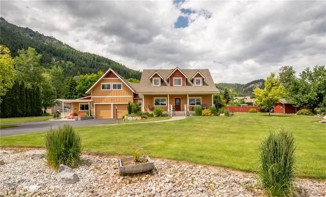 12620 Ranger Road, Leavenworth, WA 98826 (#1789152) :: Becky Barrick & Associates, Keller Williams Realty