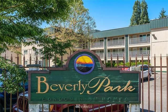 101 SW 119th Street #308, Burien, WA 98146 (#1789261) :: Ben Kinney Real Estate Team