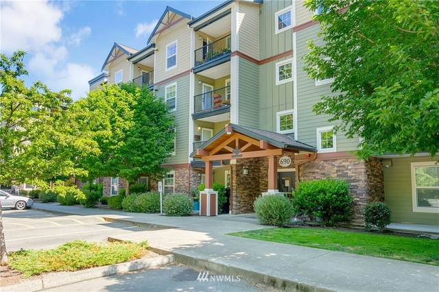 690 32nd Street B201, Bellingham, WA 98225 (#1789277) :: McAuley Homes