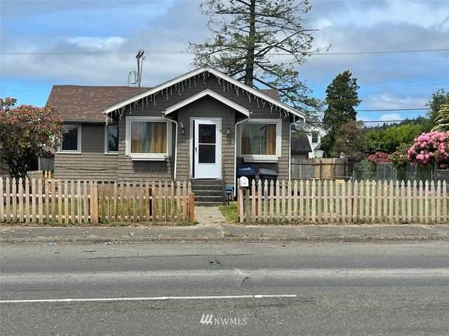 812 W Wishkah Street, Aberdeen, WA 98520 (#1789284) :: Better Properties Lacey