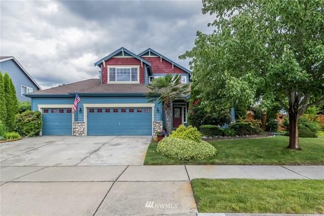 1121 Van Ogle Lane NW, Orting, WA 98360 (#1789290) :: McAuley Homes
