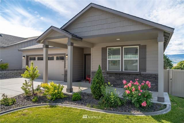813 Madeleine Court, East Wenatchee, WA 98802 (#1789306) :: Mike & Sandi Nelson Real Estate