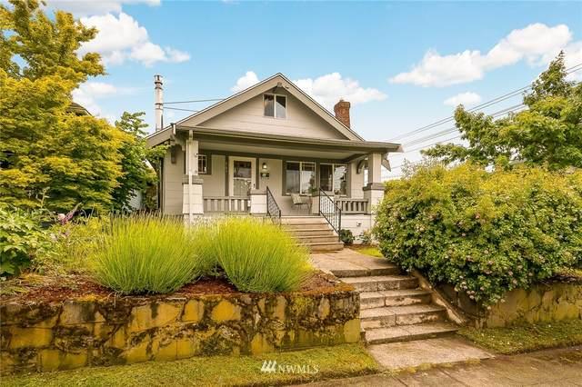 701 N 79th Street, Seattle, WA 98103 (#1789343) :: Beach & Blvd Real Estate Group