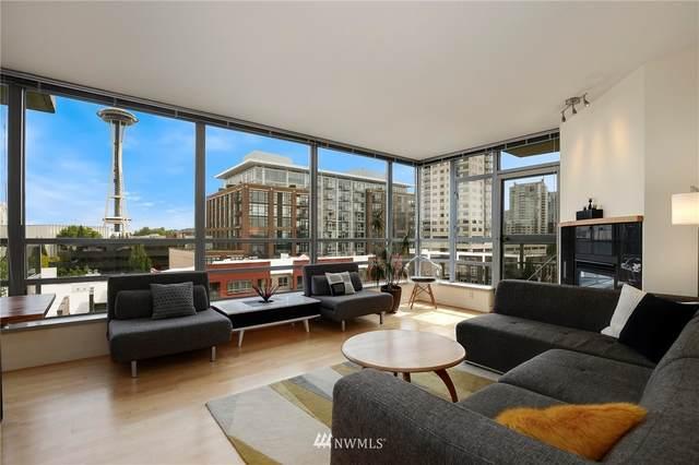 2929 1st Avenue #1005, Seattle, WA 98121 (#1789372) :: Ben Kinney Real Estate Team