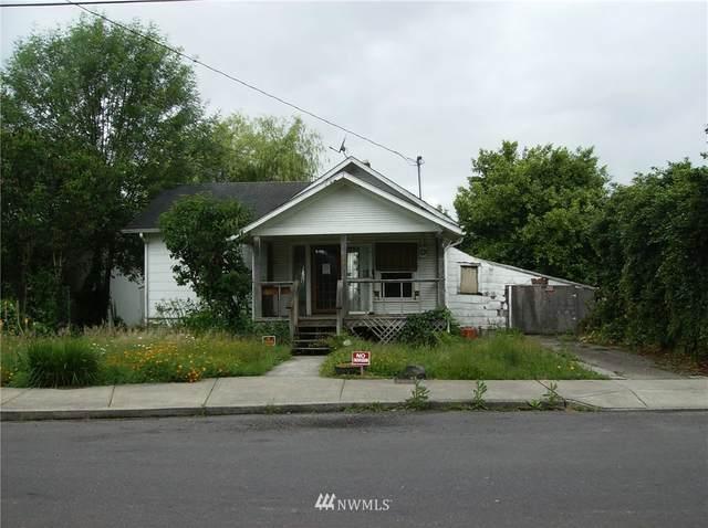 203 SE Roake Avenue, Castle Rock, WA 98611 (#1789476) :: Beach & Blvd Real Estate Group
