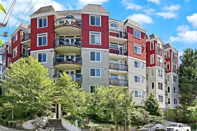 232 Belmont Avenue E #208, Seattle, WA 98102 (#1789511) :: Hauer Home Team
