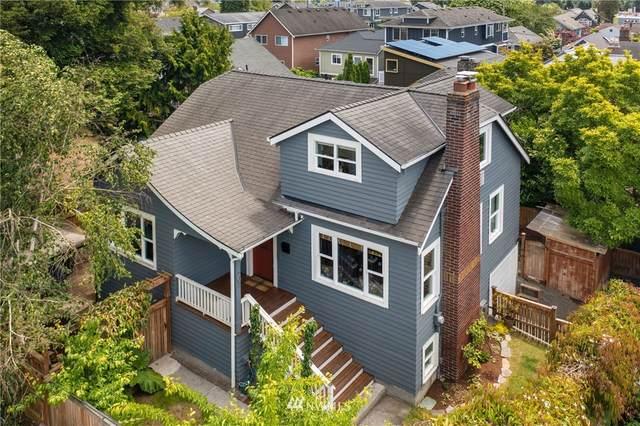 703 N 80th Street, Seattle, WA 98103 (#1789563) :: Beach & Blvd Real Estate Group