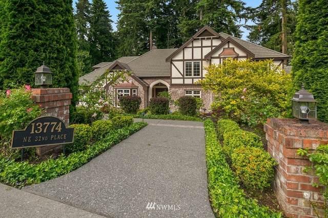 13774 NE 32nd Place, Bellevue, WA 98005 (#1789611) :: NW Homeseekers