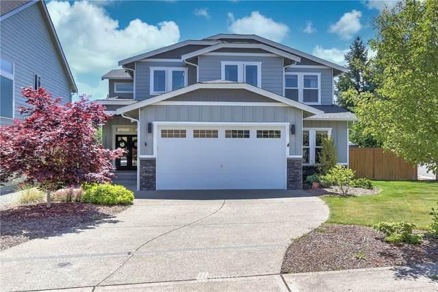 20503 83rd Street E, Bonney Lake, WA 98391 (#1789628) :: Ben Kinney Real Estate Team