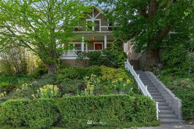 2530 2nd Avenue W, Seattle, WA 98119 (#1789638) :: Keller Williams Realty