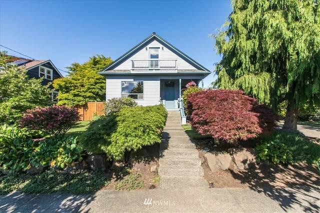 7713 Linden Avenue N, Seattle, WA 98103 (#1789713) :: Better Properties Lacey