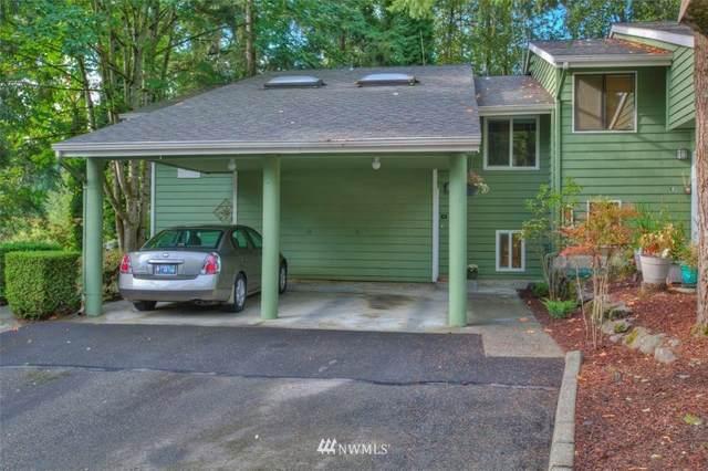 13219 SE 256th Street E-2, Kent, WA 98042 (#1789738) :: Keller Williams Western Realty