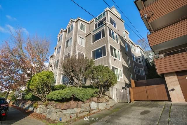2572 14th Avenue W #401, Seattle, WA 98119 (#1789743) :: Keller Williams Realty